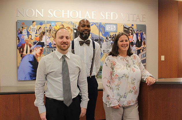 Archbishop Molloy High School Welcomes New Admissions Team